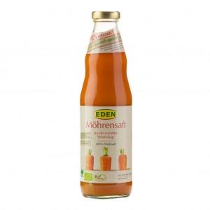 BIO mrkvová šťava (750ml) - EDEN