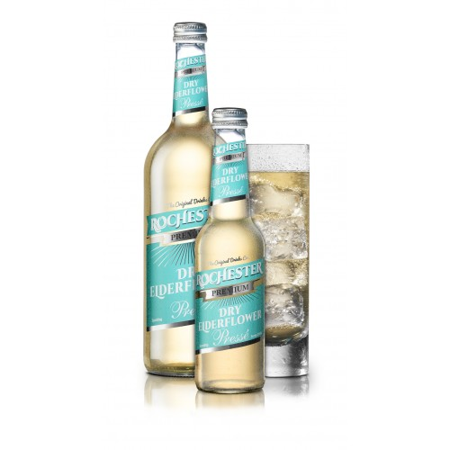 Rochester PREMIUM ELDERFLOWER, 750ml