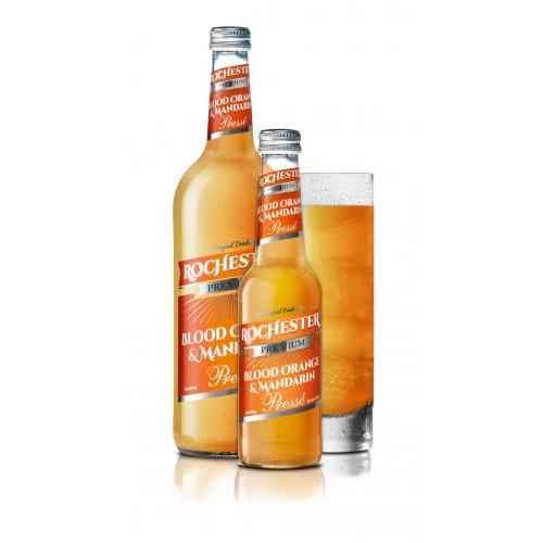 Rochester PREMIUM LEMONADE Blood Orange & Mandarin, 750 ml