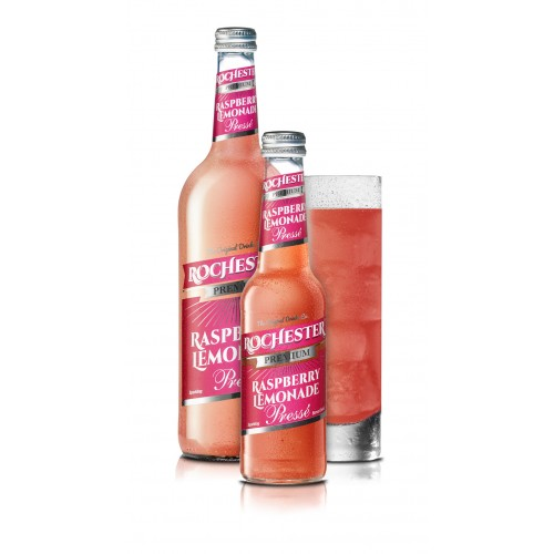 Rochester PREMIUM RASPBERRY LEMONADE, 750ml
