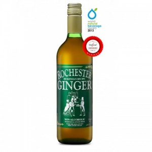Rochester Ginger - nealkoholický zázvorový nápoj (725ml)