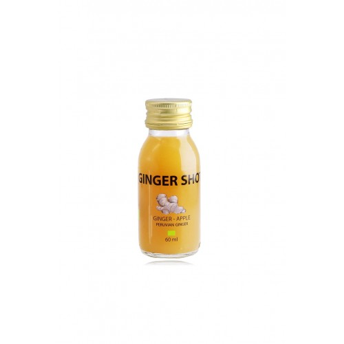FOTTA BIO GINGER SHOT jablko, 50ml