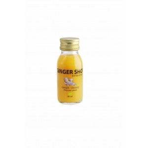 FOTTA BIO GINGER SHOT pomaranč, 50ml