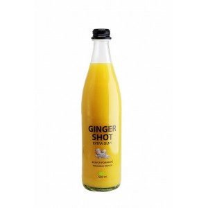 FOTTA BIO GINGER SHOT pomaranč, 500ml