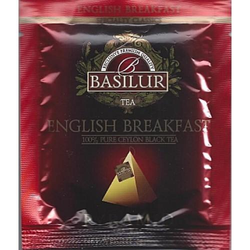 BASILUR Pyr. Horeca Specialty English Breakfast 2g