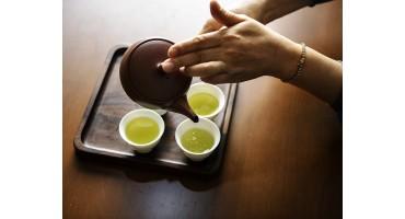 Zelený čaj - najzdravší nápoj na svete? Časť 2.