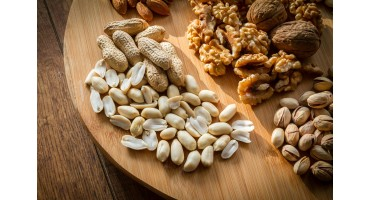 Áno, orechy sú pre vaše srdce prospešné!