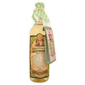 Babičkine maceračné víno 0,75l - lipové (BC62309)