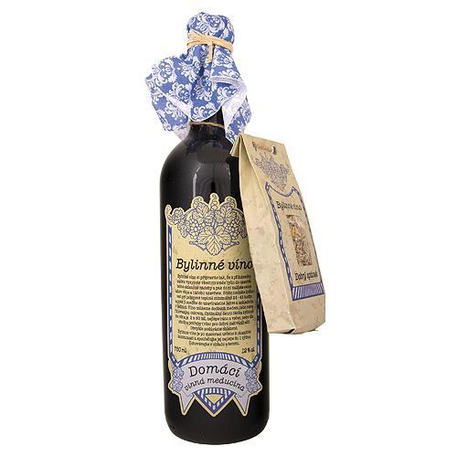 Darčekové maceračné víno 0,75l - dobrý spánok (BC62302)