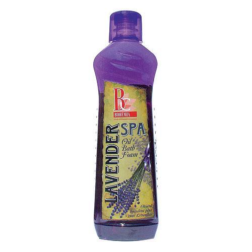 Olejová kúpeľová pena s vôňou levandule (1000ml)