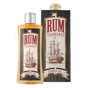 Rumový sprchový gél v krabičke (250ml)