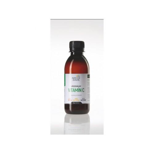 Adelle Davis - Vitamín C, lipozomálny, 200 ml