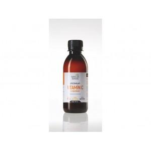 Adelle Davis - Vitamín C + vápnik, lipozomálny, 200 ml