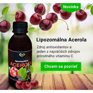 Lipozomálna Acerola - zdravý svet, 200ml