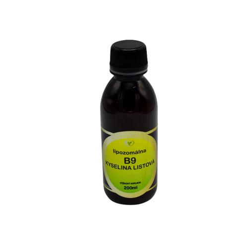 Lipozomálna kyselina listová B9 - zdravý svet, 200ml