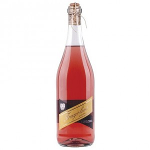 Fragolino Rosato - ružové (0,75l)