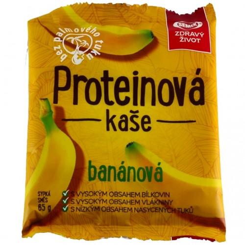 Semix proteinová kaša - Banánová (65g)