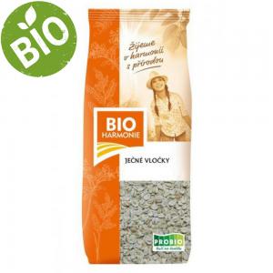 BIO jačmenné vločky (250g) - BioHarmonie