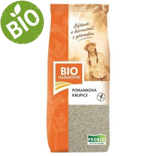 BIO pohánková krupica (400g) - BioHarmonia