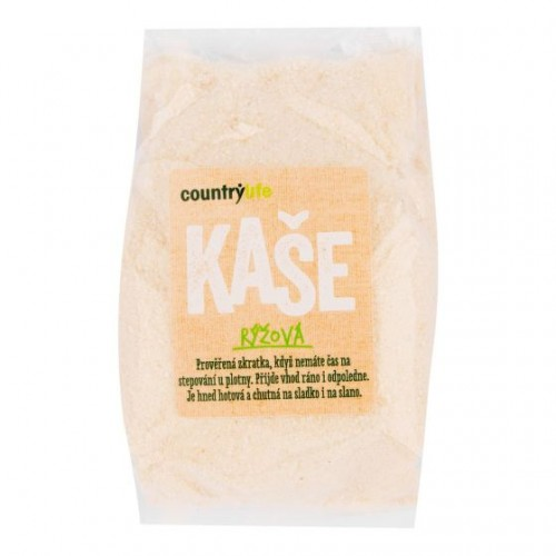 COUNTRY LIFE ryžová kaša, 300g
