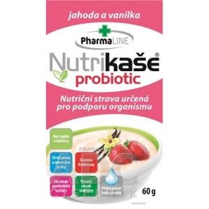 Nutrikaša probiotic s jahodami a vanilkou, 60g