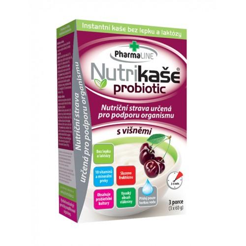 Nutrikaša probiotic višňa 3x60g