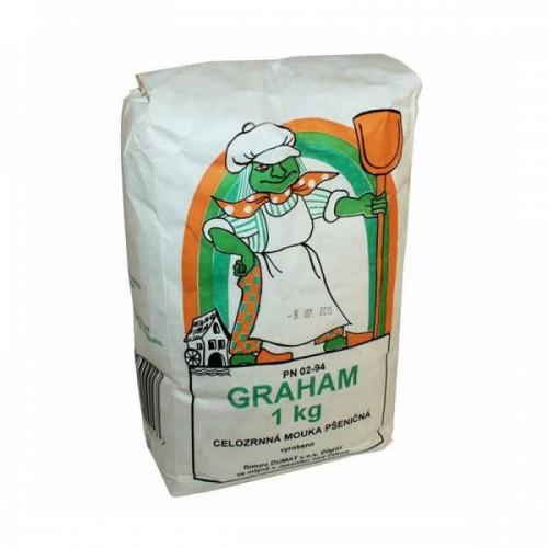 DUMAT grahamová celozrnná múka pšeničná, 1kg