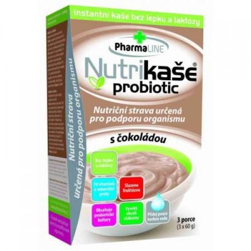 Nutrikaša probiotic - s čokoládou (3x60g)