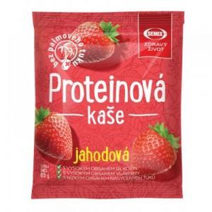 Semix proteinová kaša - Jahodová (65g)
