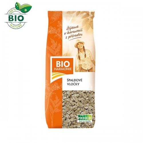 BIO Špaldové vločky (250g) - BioHarmonie