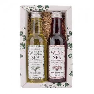 Wine Spa – sprchový gél + šampón, 200ml (BC070172)
