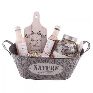 BOHEMIA box pre ženu ruža, gél, šampón, soľ, mydlo (BC200185)