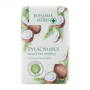 Bohemia Herbs kokosové mydlo, 100g (BC066007)