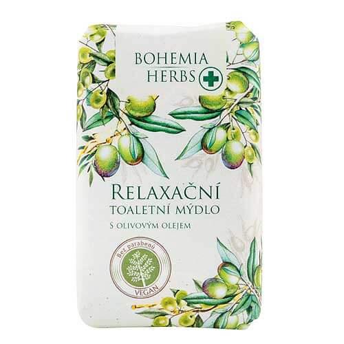 Toaletné mydlo - oliva, 100g (BC077006)