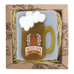 Beer Spa ručne vyrábané pivné mydlo, 85g (BC12006A)