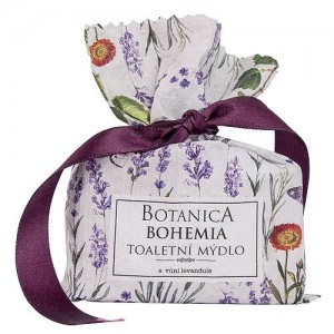 Botanica Bohemia ručne vyrábané mydlo, tuhé, levanduľa, 100g (BC190017)