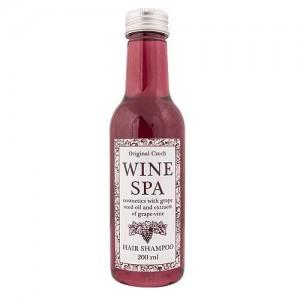 Wine Spa vlasový šampón, 200ml (BC008304)