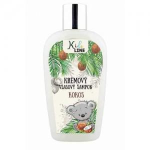 BOHEMIA Detský vlasový šampón kokos, 250ml (BC190120)