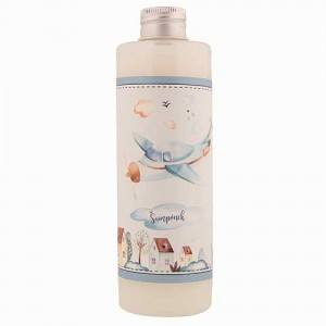 Detský vlasový šampón - lietadlo, 250ml (BC190292)