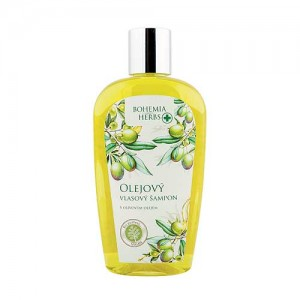 Bohemia Herbs šampón, oliva, 250ml (BC077003)
