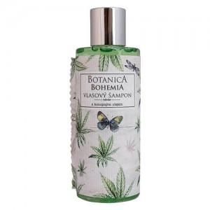 Botanica Bohemia vlasový šampón - cannabis, 200ml (BC190020)