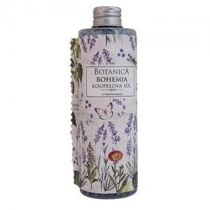 Botanica Bohemia Kúpeľová soľ 200 ml - levanduľa (BC190016)