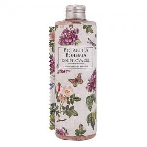 Botanica Bohemia kúpeľová soľ 320g - šípka a ruža (BC190032)