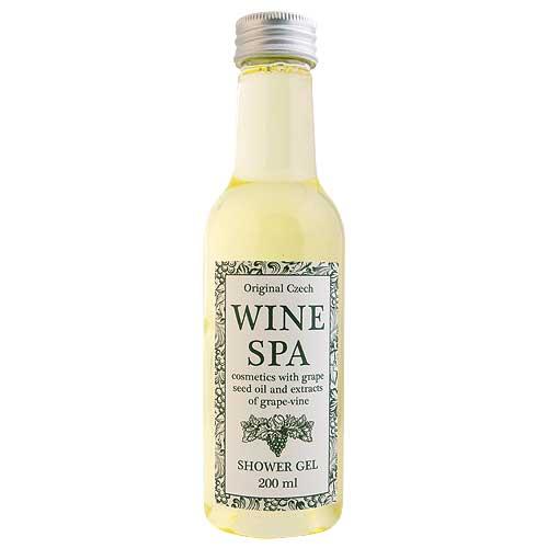 Wine Spa sprchový gél, 200ml (BC008303)