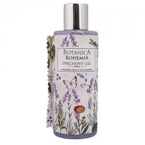 Bohemia Botanica krém, sprchový gél 200ml - levanduľa (BC190010)
