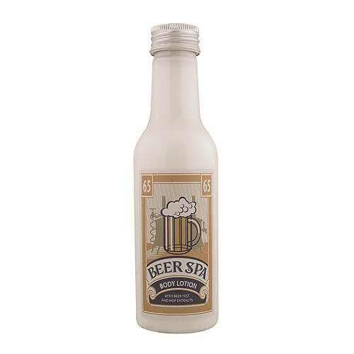 Beer SPA Premium pivné telové mlieko, 200ml (BC190048)