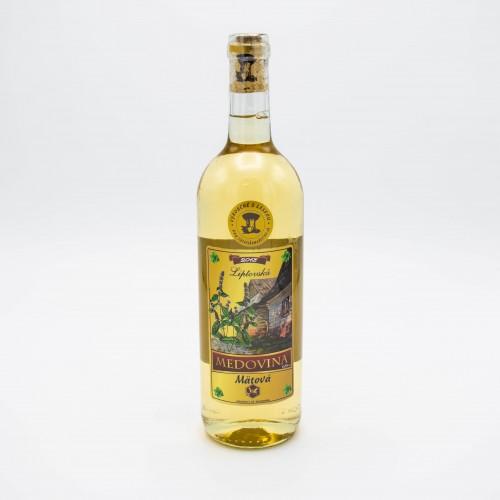 Liptovská medovina mätová 0,75 l