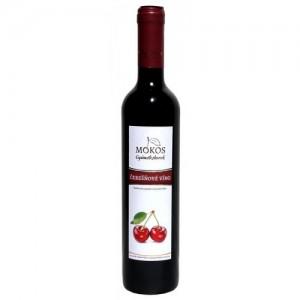 Čerešňové víno - Mokos (0,5l)