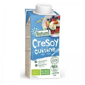 NATUMI BIO smotana sójová Cresoy bezlepková. 200ml