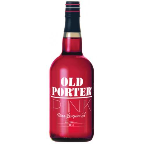 Portské víno, ružové - Old Porter, 750ml